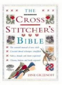 The-Cross-Stitcher-039-s-Bible-Crafts-Jane-Greenoff