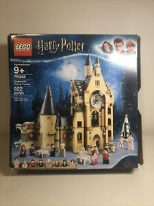 HARRY POTTER LEGO HOGWARTS CLOCK TOWER 75948 99%