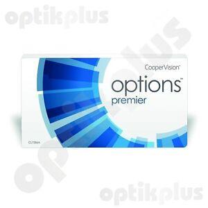 9046 Options Premier 6er-pack Monatslinse Von Cooper Vision Hochwertige Materialien