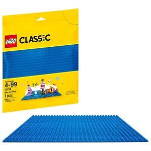 LEGO-Classic-Blue-Baseplate-10714-1-Pcs