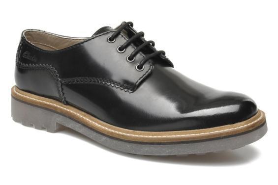 Clarks    Herren  SMART SMART  MONMART WALK  CHESTNUT or BLACK LEATHER  UK 10 G 73d4b1