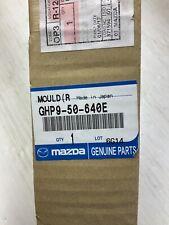 Genuine  Passenger side Front Door Belt Molding GHP9-50-640F