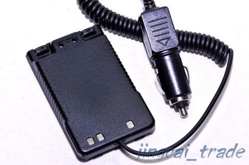 Car Battery Eliminator for Yaesu VX-8R VX-8E VX-8DR VX-8DE VX-8GR FT-1DR Radio
