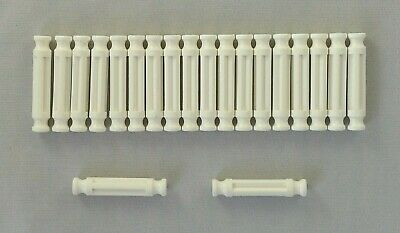 KNEX Spare Parts Lot of 20 32mm Black Rods
