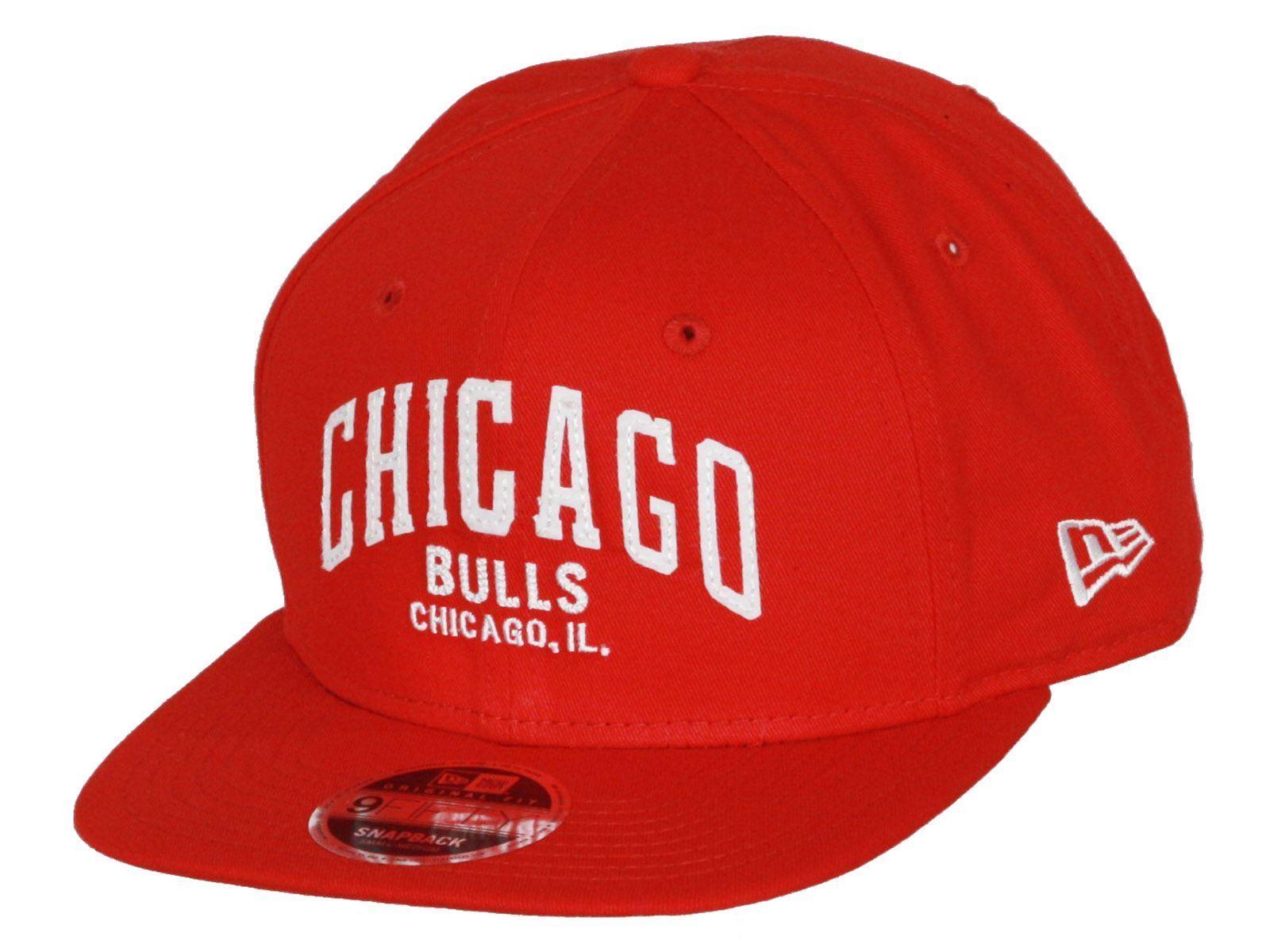 NewEra 9Fifty Felt Script 9Fifty NewEra Cap ~ Chicago Bulls 2896a6