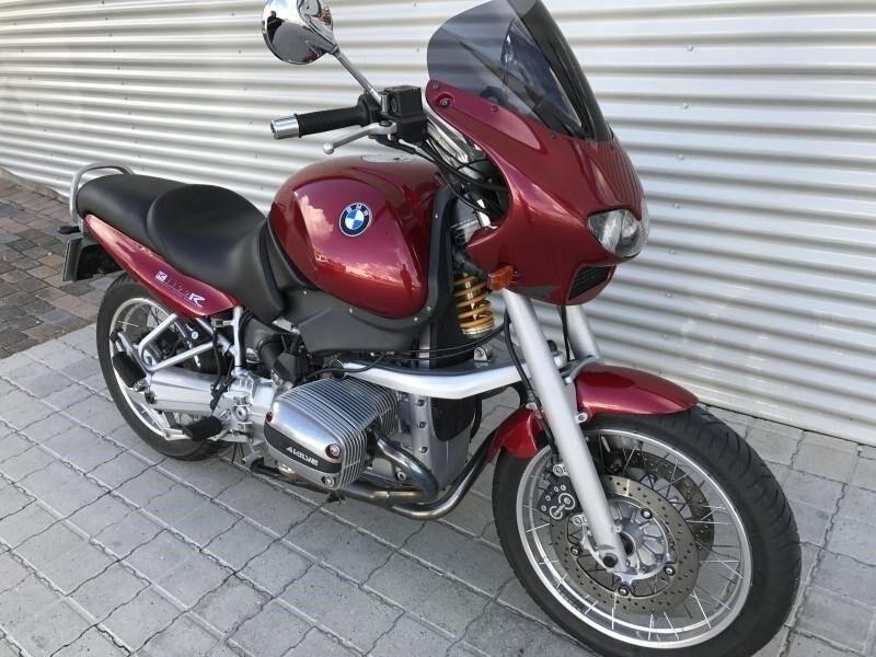 BMW, R 1100 R, 1085