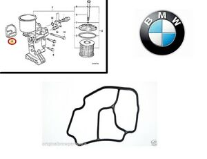 Genuine-BMW-Filtro-De-Aceite-De-La-Vivienda-Junta-M52-M54-E46-E39-E60-E53-Z3-Z4-11421719855