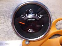 Crownline Boat Teleflex Oil Pressure Gauge 50066