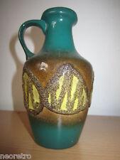 VEB Haldensleben ehemals Carstens Uffrecht art Pottery Vase 60er 70er 60`s 70´s