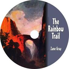 The Rainbow Trail Zane Grey Western Audiobook on 1 MP3 CD English Free Shipping