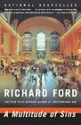 A Multitude of Sins by Richard Ford (Paperback / softback)