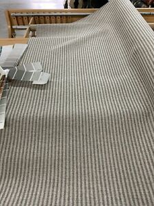 Railroaded-Foreshore-Granite-Ticking-Stripe-Upholstery-Fabric-54-By-The-Yard