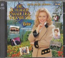 Schlagerparade der Volksmusik-Extra (50. Sendung, 1994) Marianne & Mich.. [2 CD]