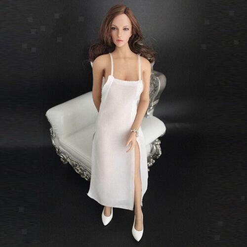 1//6 12 Zoll Weibliche Actionfigur Rock Dress Partykleid Spielzeug Zubehör