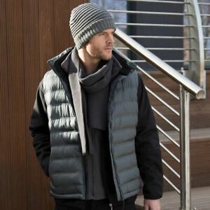 Result Urban Outdoor  Ice Bird Mens Ladies Padded Gilet Bodywarmer R193M