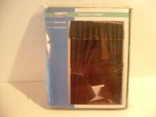 Item 6 Hunter Green Shower Curtain Home Essentials 70X72 NIP