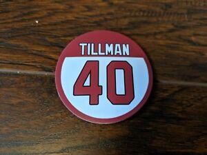 Pat Tillman Magnet 32 Jersey Design Cardinals 4