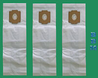 3 Pk 6 Gallon Central Vacuum Bags For Beam, Eureka, Electrolux, Singer 110056