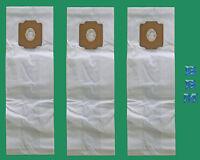3 Pk 6 Gallon Central Vacuum Bags For Beam, Eureka, Electrolux, Singer 110056