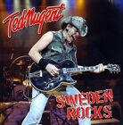 Sweden Rocks by Ted Nugent (CD, Apr-2012, Armoury Records)