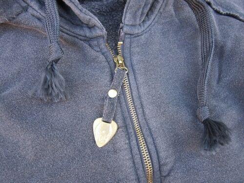 Zip Amplified Pulli Vintage Felpa L Logo con Sweater Guns Drum cappuccio Kapuzen Vip N'roses rCq84rwz