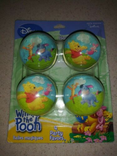 Treat Bags,Bounce Balls,Notepads,Pencil Sharpeners WINNIE THE POOH Party Favors