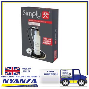 SIMPLY-AUTO-AUTOMATIC-BRAKE-amp-CLUTCH-BLEED-BLEEDER-BLEEDING-KIT-CAR-VAN-ADAPTERS