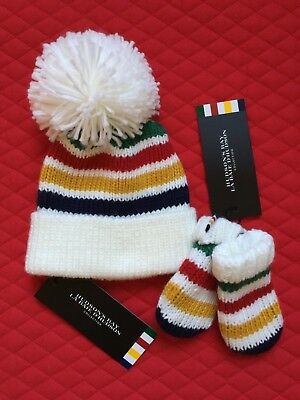 Boao 3 Pieces Baby Winter Set Includes Micro Fleece Hat Baby Knit Hat Infant Warm Mitten Gloves