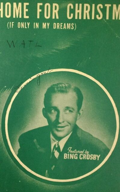 i ll be home for christmas bing crosby