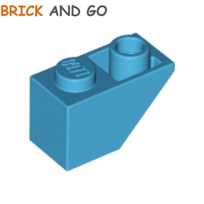 4 x lego 3037 Brick Gradient Roof Roof Brick 2x4 Slope 45° New Grey Dark Grey