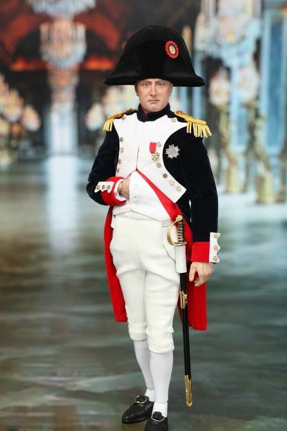 DID N80121 - Napoleon Bonaparte - Emperor of of of the French (Version Château) b0e175