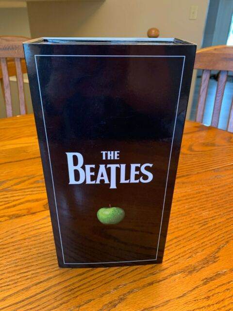 The Beatles: Stereo Box Set by The Beatles (CD, 2009, Capitol) Very Good Condit.