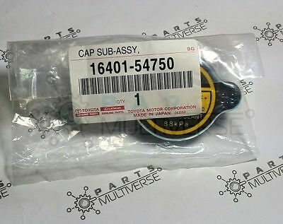 TOYOTA 1640154750 GENUINE OEM RADIATOR CAP