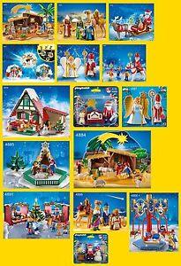 Playmobil Weihnachten.Details Zu Playmobil Weihnachten Christmas Grosse Auswahl 5588 5589 4884 4888 5591 5976