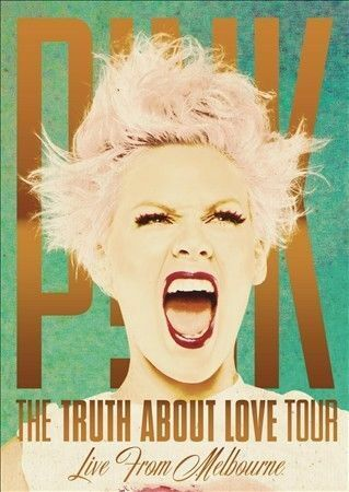 1 of 1 - The Truth About Love Tour: Live from Melbourne [PA] by P!nk (Alecia Beth Moore)