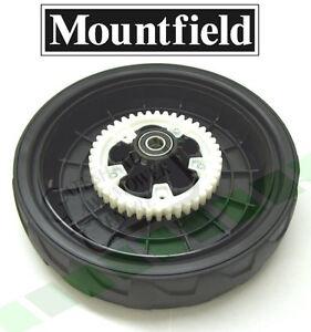 Mountfield-S461-PD-Rueda-Trasera-Trasera-Rueda-Assy-240mm-2012-gt-2016-rodamientos-Inc