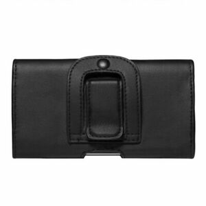 Men Leather Phone Pouch Belt Case Waist Bag Wallet for IPhone 12 11 Plus Max New