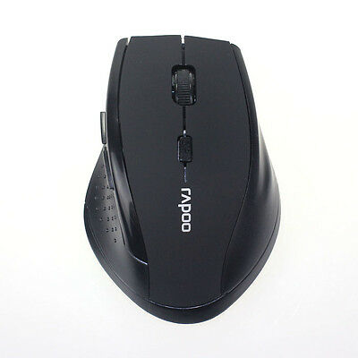 2.4GHz 6D 1600DPI USB Wireless Optical Gaming Mouse Mice For Laptop/Desktop/PC