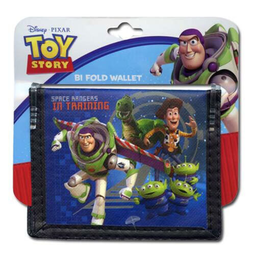 Wallet Bifold Non-Woven Toy Story Space Rangers In Traning Kid Party Favor New