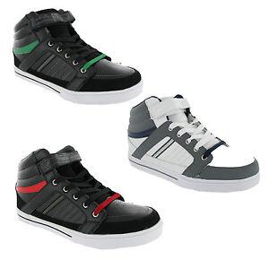 mercury hi top baseball boots mens fashion casual skate