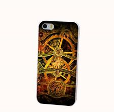 Gear Steampunk Free Shipping Phone Case Cover For iPhone 6 6s Hard Cover Case