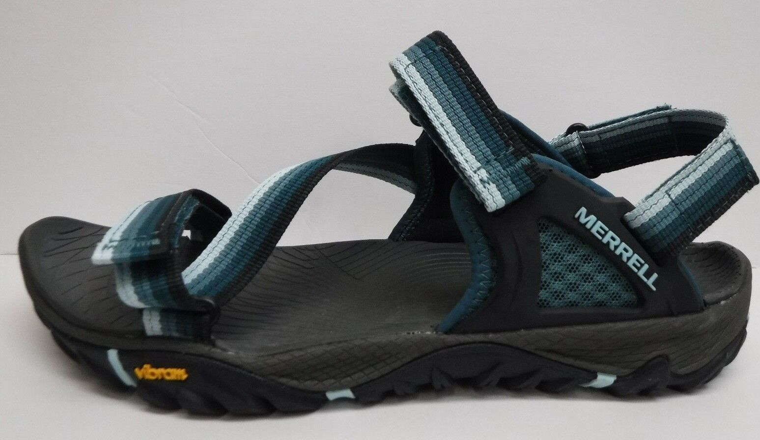 Merrell Vibram Size 10 Sandals Vibram Merrell Soles New Donna Shoes fbb8cc