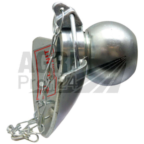 2 Stück Fangkugel mit Schale/_Kat.3/_Unterlenkerkugel/_Fangschale/_Traktor/_/_/_/_/_/_/_/_/_/_