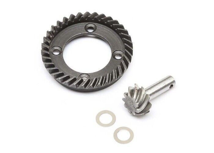 Losi Racing LOS232028 Rear Ring and Pinion Gear Set Tenacity
