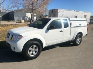 2013 Nissan Frontier Extended Cab W/Service Body 204k WHOLESALE $$