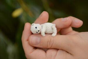 miniature-polar-bear-Buddy-OOAK