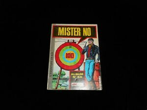 Mister-No-Album-40-Contains-121-122-amp-123-Edition-Mon-Journal-1986