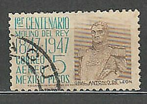 Mexico - Air Yvert 168 Used