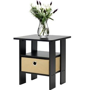 small side tables for living room small end table home office living room accent side sofa 24110