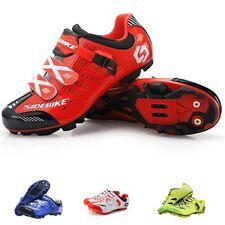 SIDEBIKE Men Athlet Cycling Bike Shoes Road Bike self locking shoe Sneaker SD003